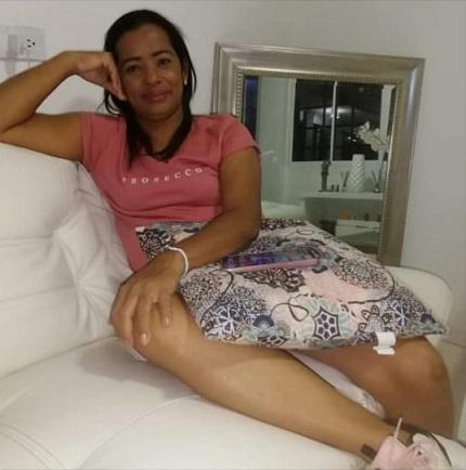 A bala fue asesinada una mujer en el municipio de Baranoa, en su propio negocio de comidas