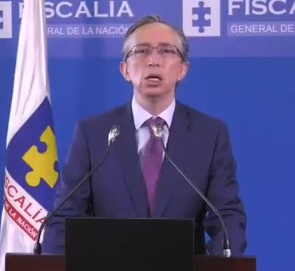 Gabriel Jaimes Durán, es el Fiscal delegado para atender el caso de Uribe