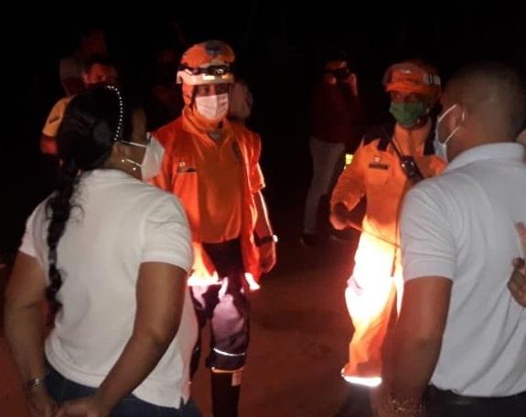 Unas 130 casas destechadas, y 4 destruidas dejó un fuerte vendaval este miércoles en Sabanagrande y Santo Tomás Atlántico