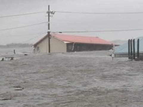 Huracán Zeta deja dos muertos en su recorrido. Sale del golfo de México y azota con categoría 2 del sureste al este de los Estados Unidos