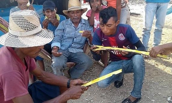 Hoy se entregan 20 pozos profundos con equipos de bombeo, establos, casetas de control y cloración, y reservorios a comunidades indígenas de la Guajira