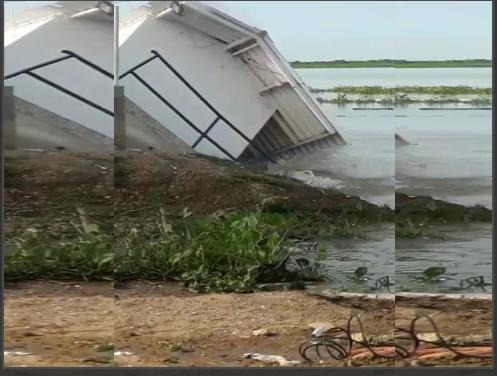 El río Magdalena sigue tragándose la banca, y amenaza con arrasar 513 mil héctareas de 3 municipios