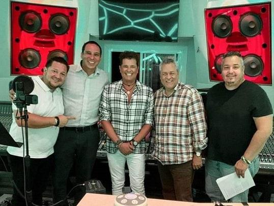 Carlos Vives estará en proyecto llamado, Legendarios, con la Orquesta Billos