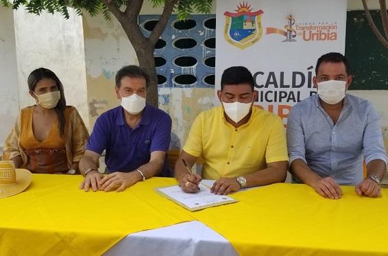 Indígenas de la etnia Wayuu se beneficiarán con la llegada de la ESAP a Uribia