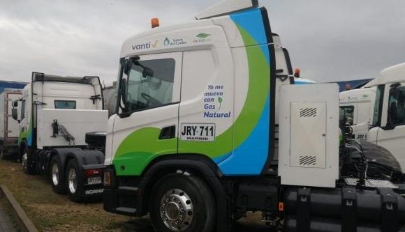 OPL Carga, pone en movimiento 22 nuevos tractocamiones Euro VI dedicados 100% a Gas Natural Vehicular