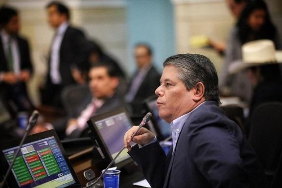 Senador Antonio Luis Zabarain Guevara, presentasu Balance Legislativo del año 2020.