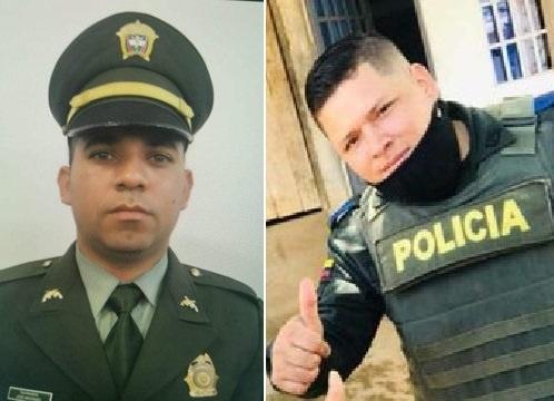 En ataque de las Farc contra la Policía Nacional fueron masacrados dos agentes de la Policía en el municipio de Solita, Caquetá