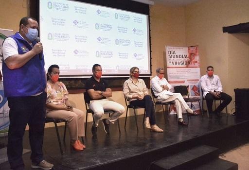 En Soledad 6 mil jóvenes han aprendido a prevenir el SIDA gracias a labor del Hospital Materno