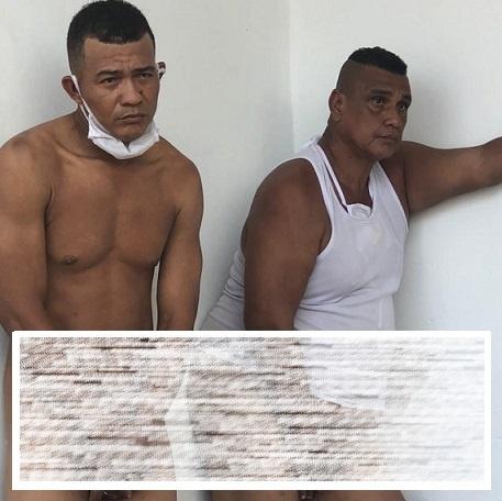 A ladrones les están dando bala en Barranquilla, a otros los linchan y dejan desnudos en la calle, muy poco los que logran coronar