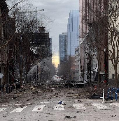Sobre 500 pistas trabaja el FBI y ATF, por el atentado en Nashville. Hay un sospechoso que al parecer habría muerto en la escena