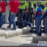 Paloterapia a ladrón en el norte de Barranquilla. Ingresó a un local intimidó y robó afirman comerciantes del sector