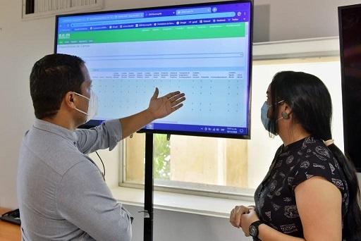 Monsalvo implementa GPS en ambulancias para monitorear atención y traslado de pacientes en el Cesar