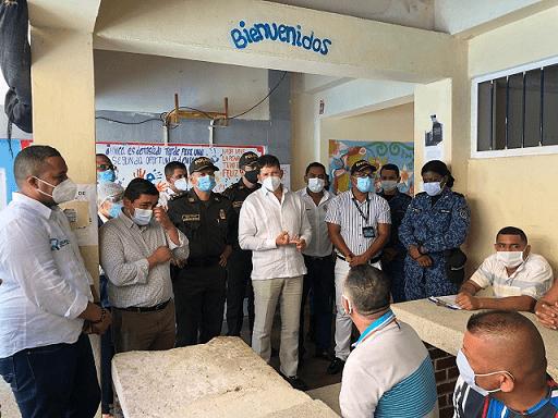 """La Guajira contaría con penitenciaría para 1.500 internos en condiciones dignas"""": Ministro de Justicia y del Derecho"""