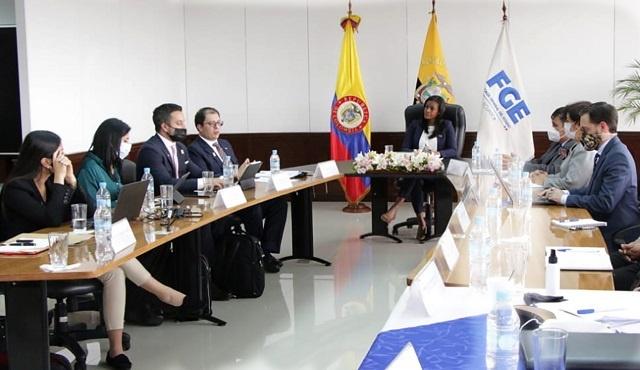 Archivos incautados en operación contra alias Uriel del ELN, que comprometen a Correa y financiación de la campaña de Andrés Araúz a la presidencia, ya están en poder de Fiscal de Ecuador