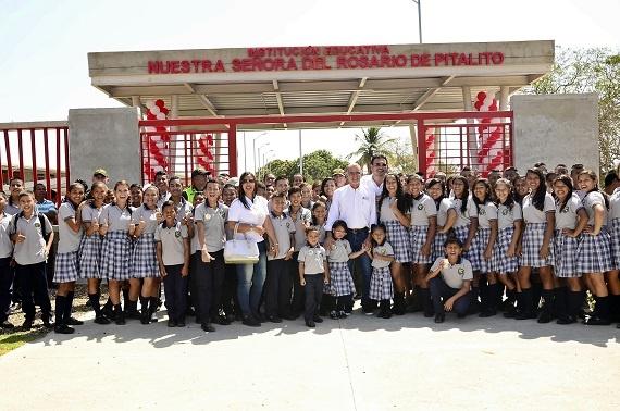 Siete menores de una escuela oficial del corregimiento de Pitalito, Polonuevo, Atlántico, contrajeron Covid-19