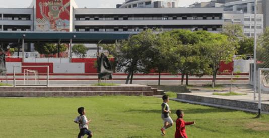 Colegio del Sagrado Corazón, entra en cuarentena hasta el 8 de febrero
