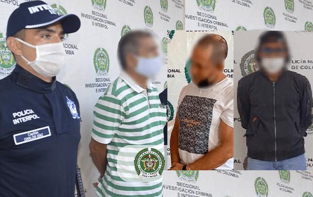 Interpol de Italia y Colombia, logra desmantelar red de pornografía infantil con la captura de cuatro degenerados en Medellín, Cartgena, Pereira y Popayán