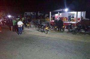 Masacre en Ábrego, Note de Santander: Cinco personas asesinadas y cinco más heridas mientras se encontraban en un billar