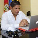 Alcalde Rumenigge Monsalve dio positivo para Covid-19