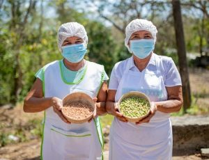 En Sibarco con cosecha de guandul se vendieron 1.500 sancochos durante el Festival del Guandú